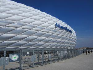 Die Bayern auf der Siegerstraße