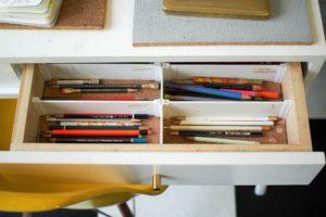 Schubladenschienen gehören auch im Haushalt zum Alltag